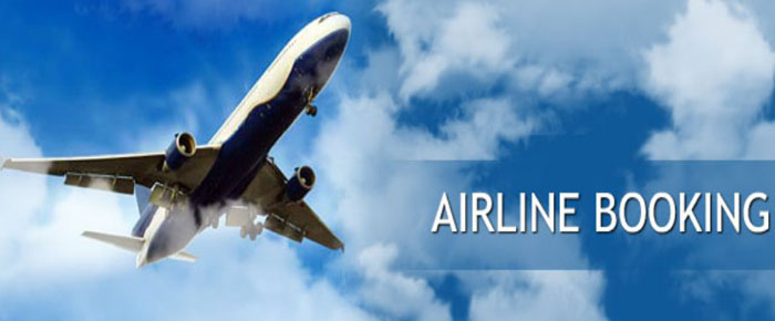 airline ticket booking services